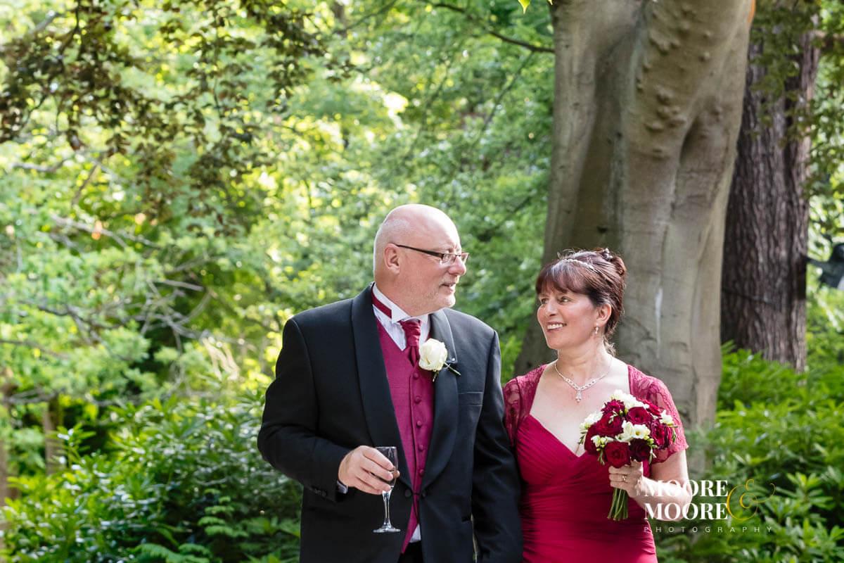 Wedding Photography at The Lismoyne Hotel, Fleet, Hampshire