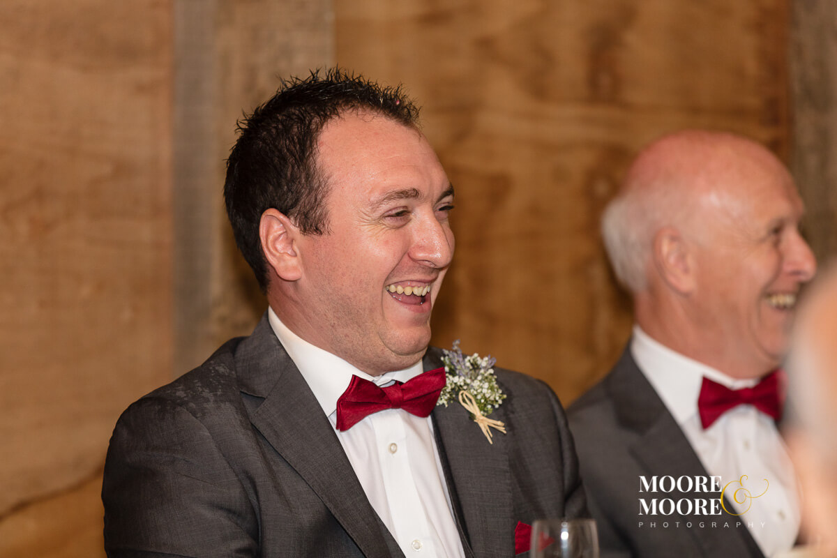 Wedding Photography at Gilbert White & The Oates Collections Barn, Selborne