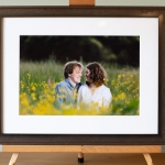 framed image from pre-wedding shoot at moore&moore photography, engagement photography