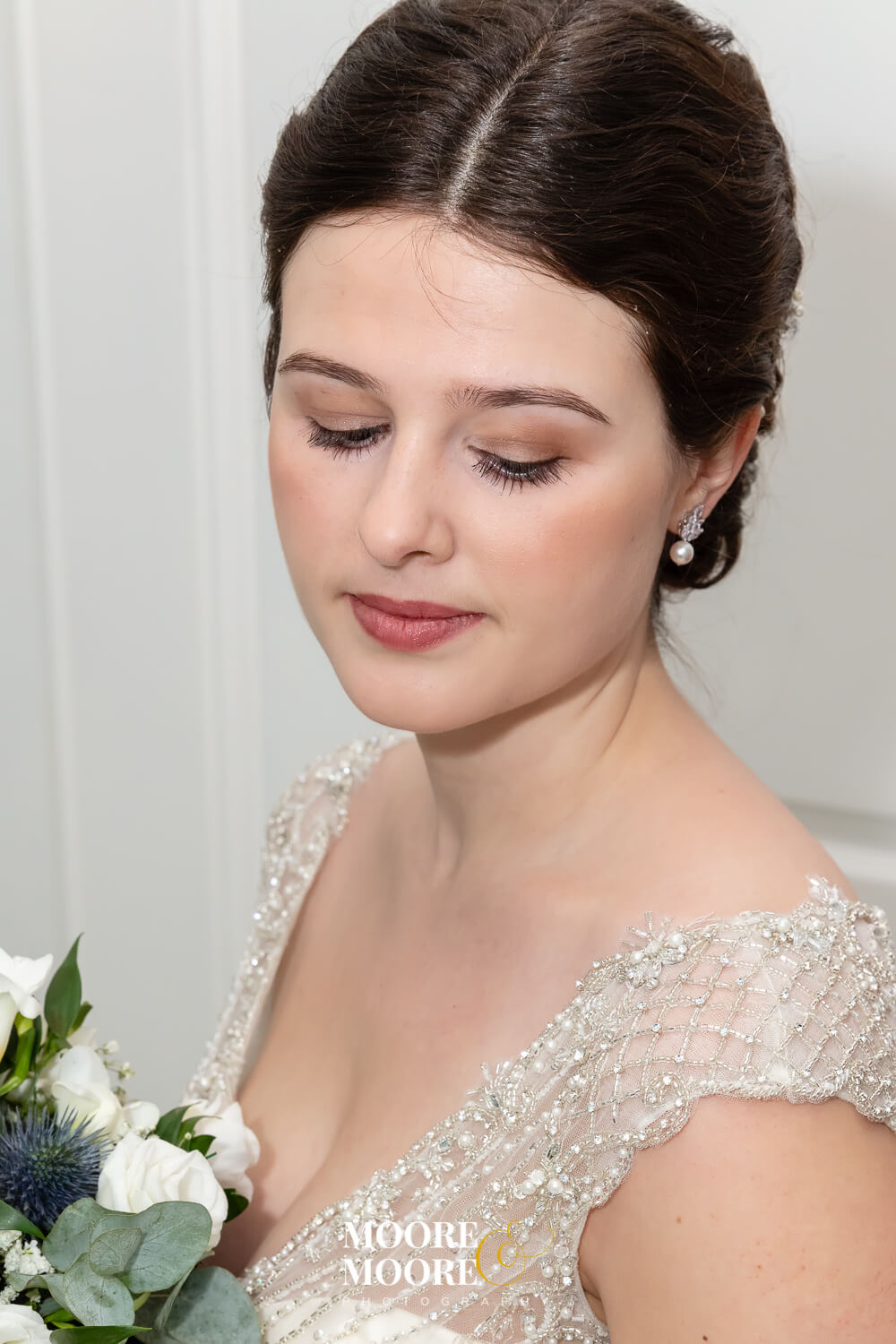 Bridal Photography by Moore & Moore Photography, Fleet, Hampshire