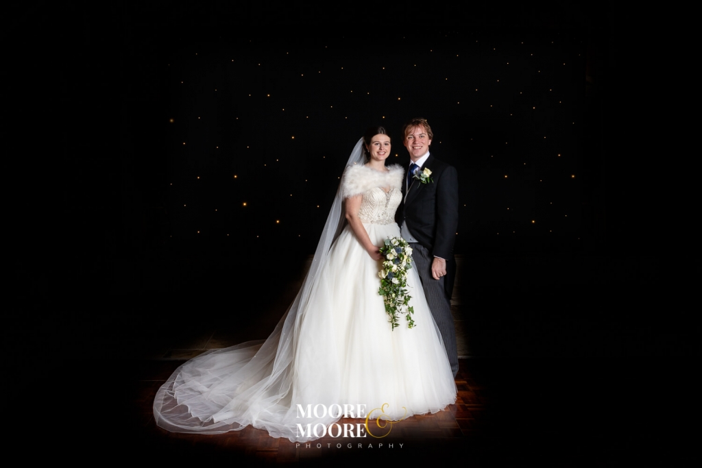 Christmas Wedding Photography by Moore & Moore Photography, Fleet, Hampshire