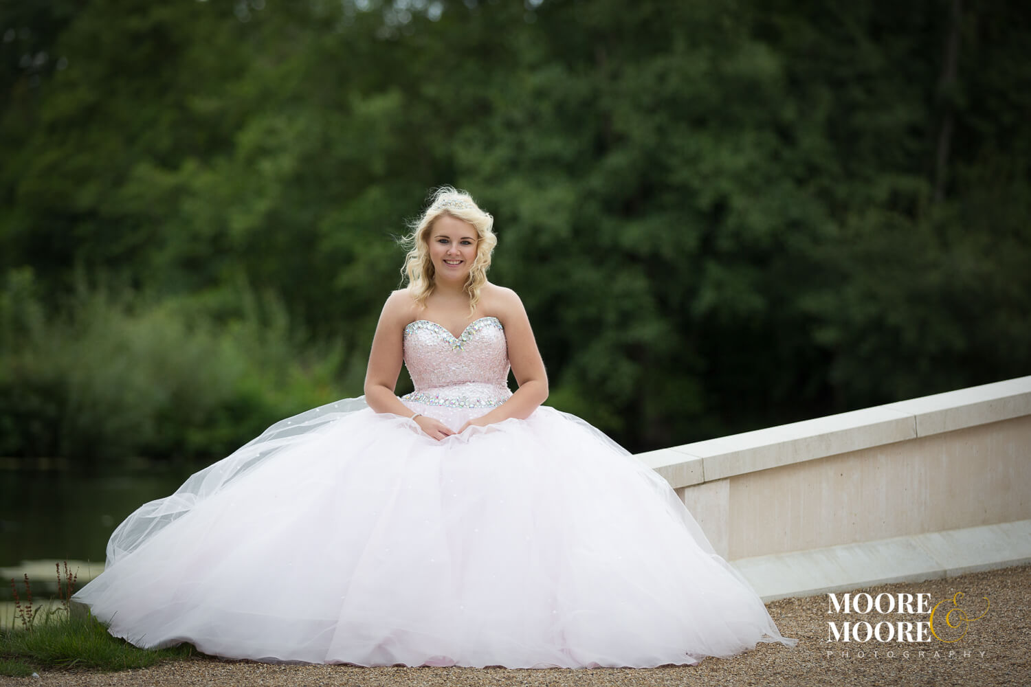 Fairytale style prom-year-photography-by-moore-moore-photography-hampshire