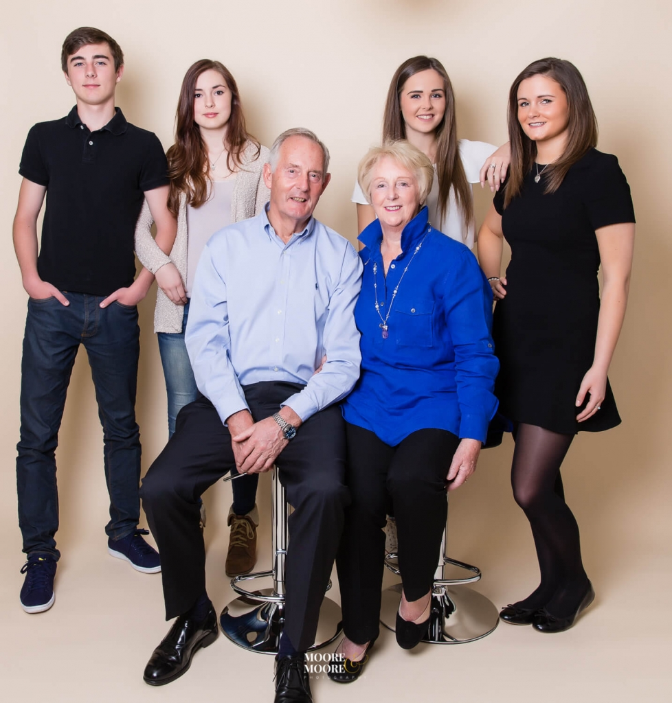 Generations Photo Shoot with Moore & Moore Photography, Fleet Hampshire