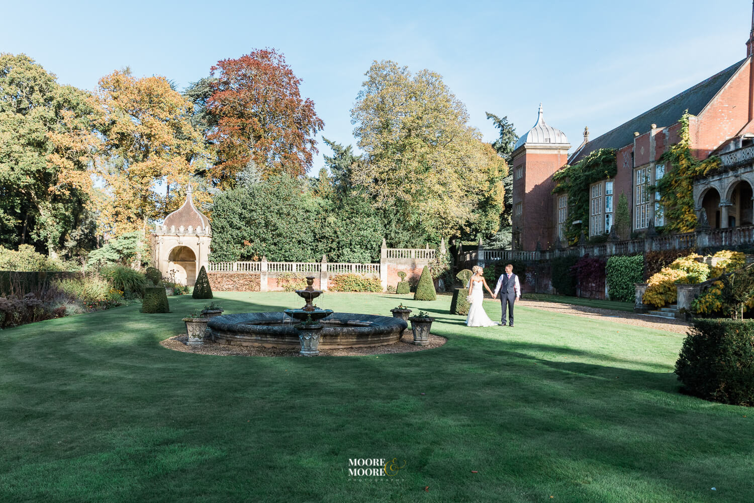 Tylney Hall Wedding Photography by Moore & Moore Photography, Wedding Photographer Hampshire