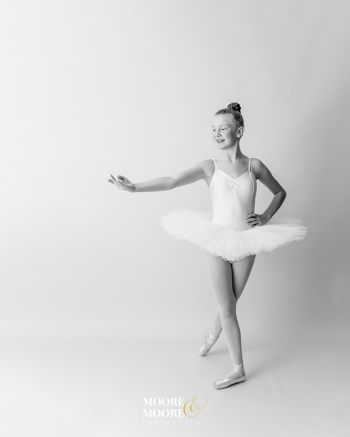 Ballet Dance Photoshoot at Moore & Moore Photography