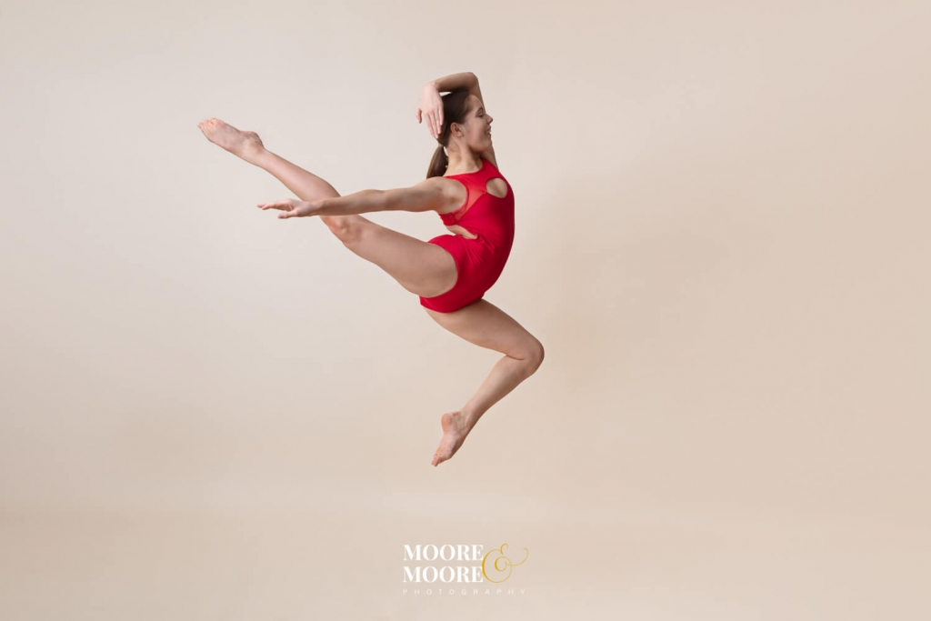 Modern Dance Photography at Moore & Moore Photography, Fleet