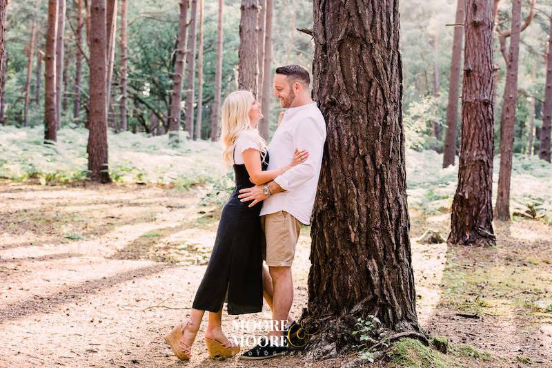 engagement-photographer-hampshire-romantic engagements