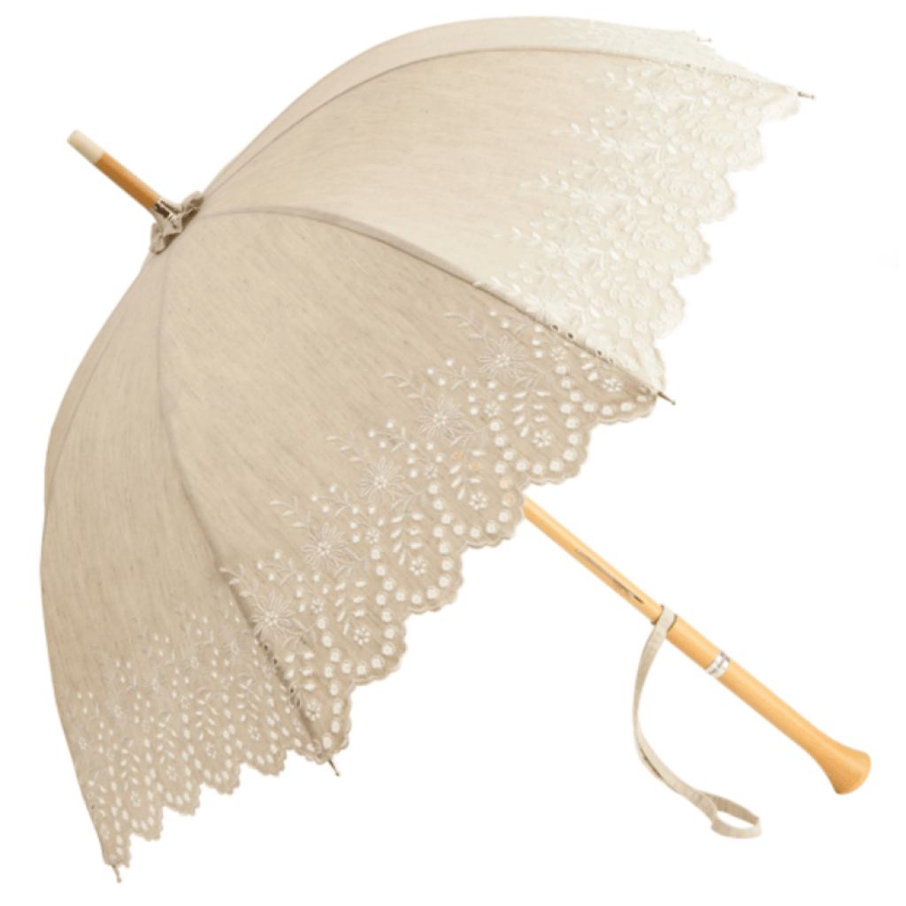 Boutique Summer Wedding Parasol