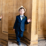 Page Boy steal the limelight at weddings