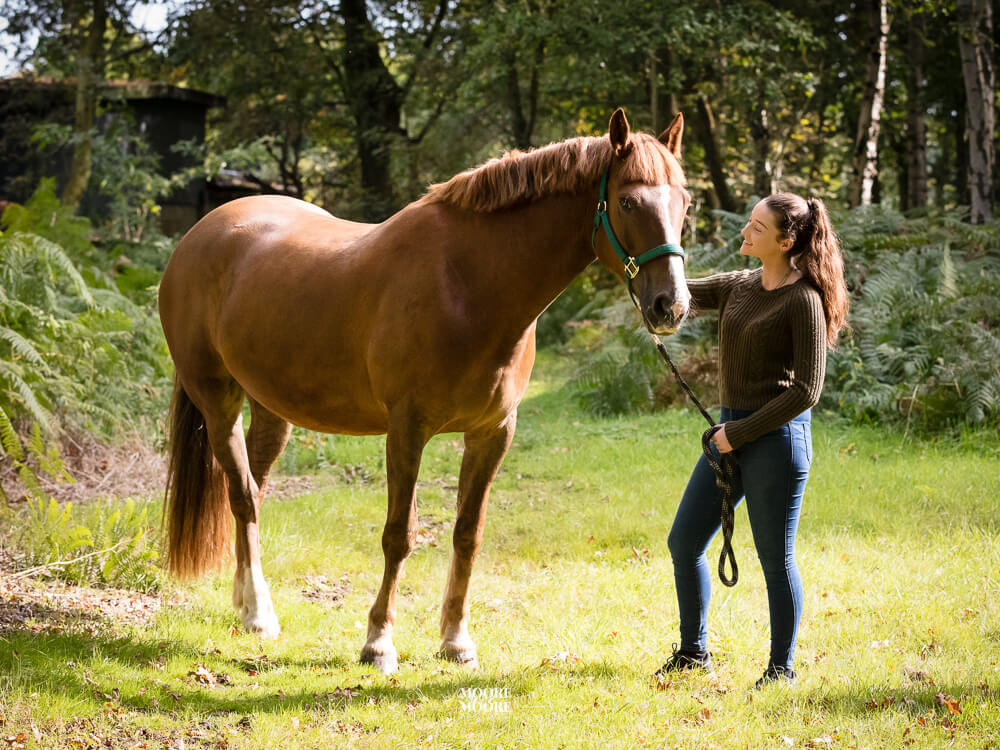Horse Owners Outdoor and Lifestyle Photography with Moore & Moore Photography, Fleet, Hampshire