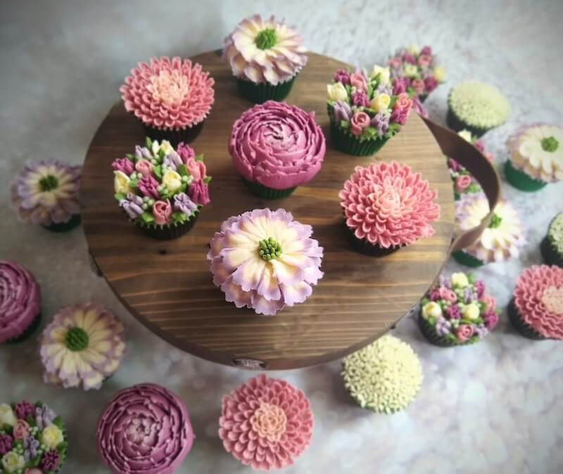 dusky-pink-purple-cupcakes